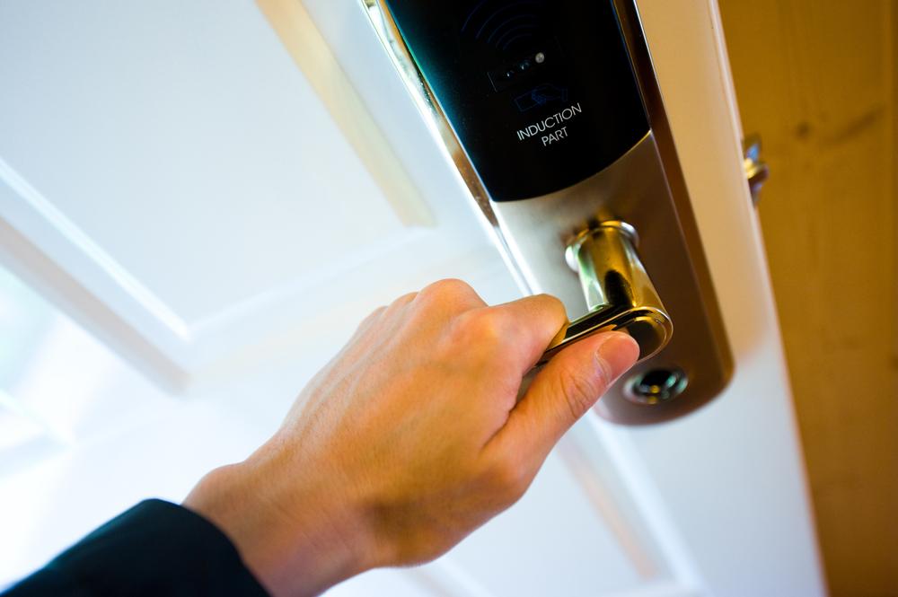 How Secure Electronic Door Locks