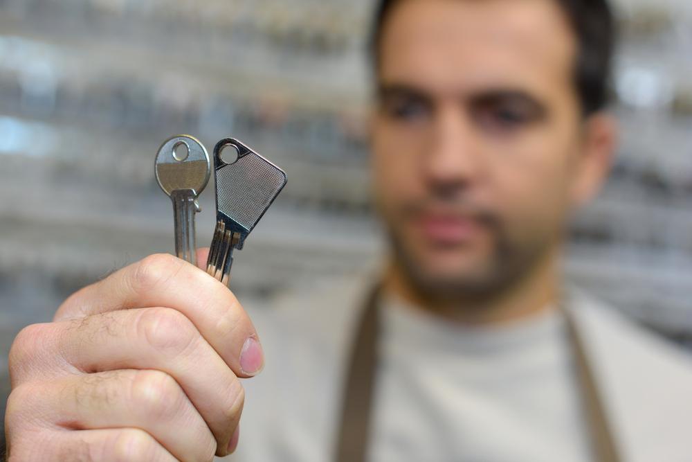 Can Make Duplicate Key Without Original