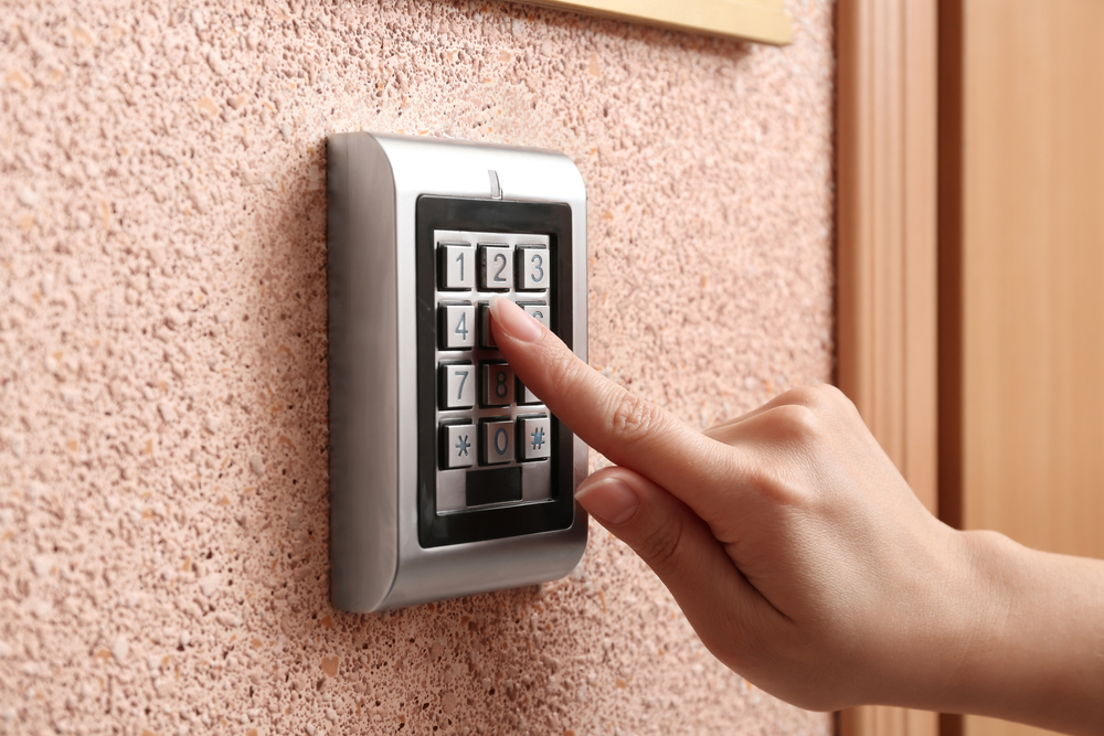Types Electronic Lock Systems
